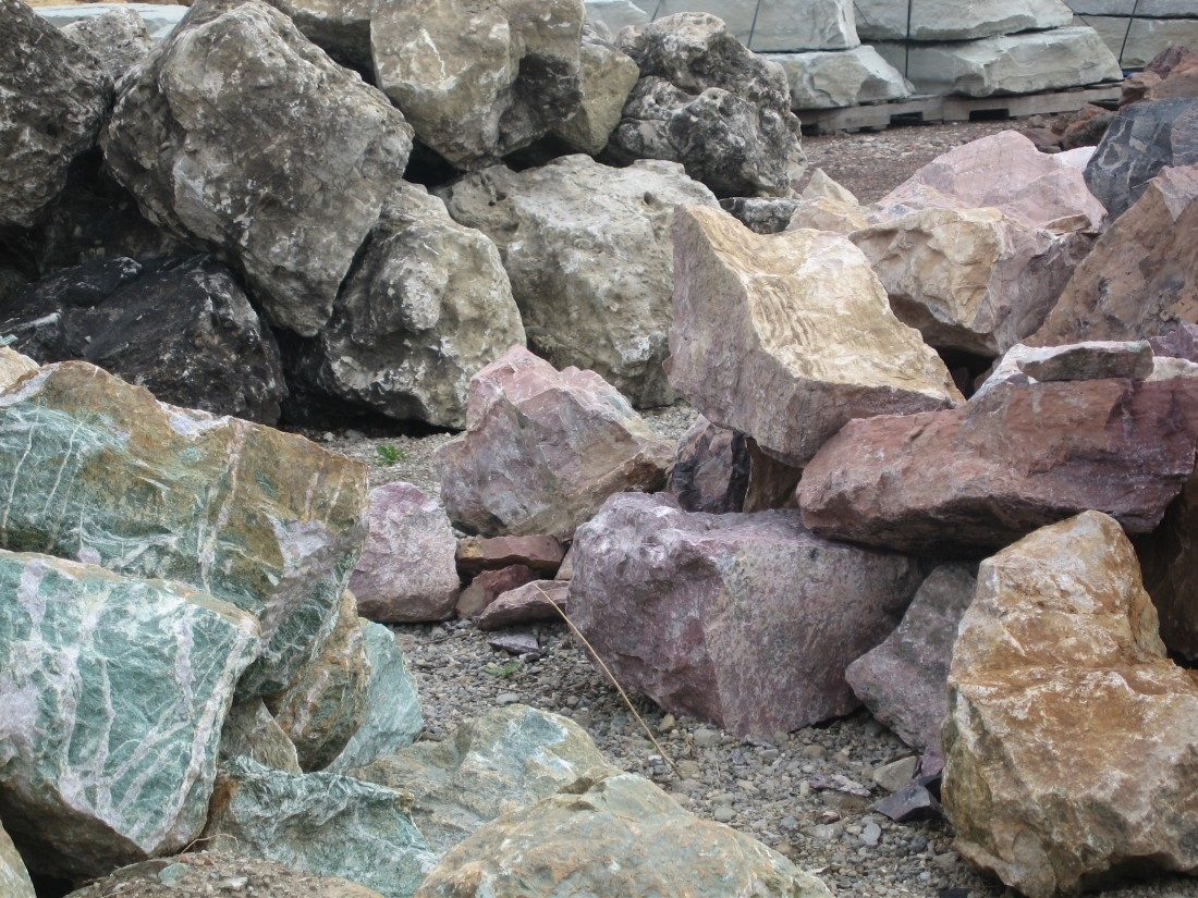 Boulders and Artificial Rocks